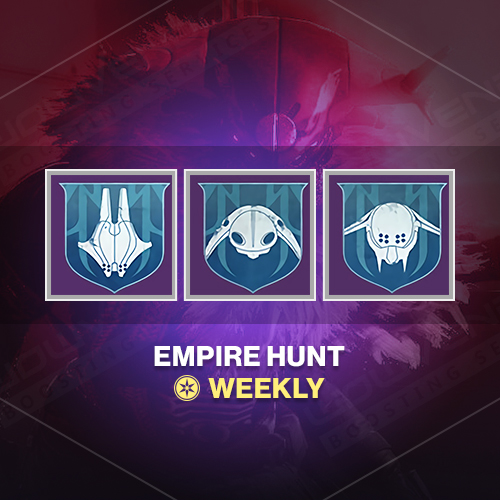 Weekly Empire hunt Boost