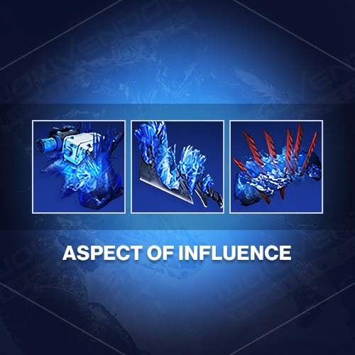 Aspect of Influence quest boost