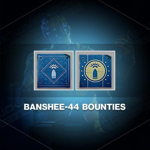 Banshee-44 – bounties & challenges boost