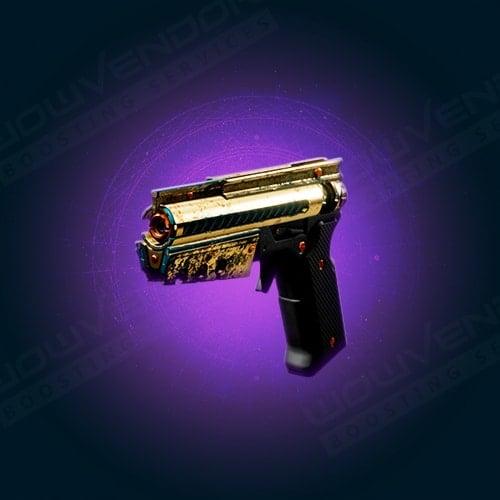 Brass Attacks legendary sidearm boost