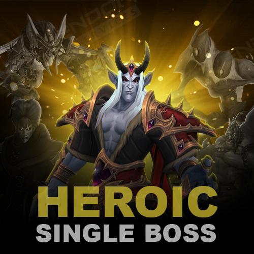 Castle Nathria Heroic Single Bosses Boost (Selfplayed)