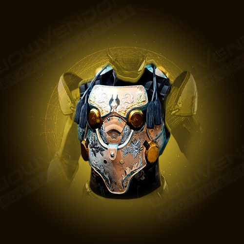 Cuirass of the Falling Star Exotic chest armor boost