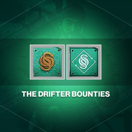 Drifter daily & weekly bounties & challenges boost