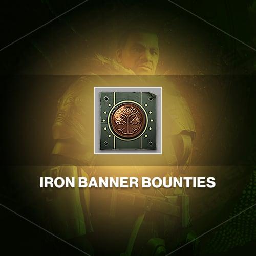Iron Banner Bounties farm boost