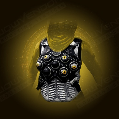 Omnioculus Exotic chest armor boost