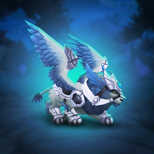 Shadowlands Silverwind Larion mount boost