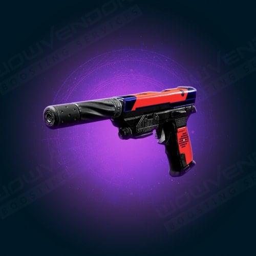 The Keening legendary sidearm boost