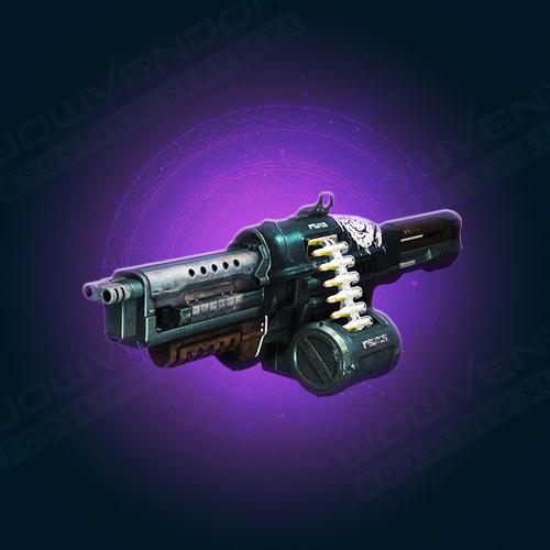 21% Delirium legendary power machinegun boost