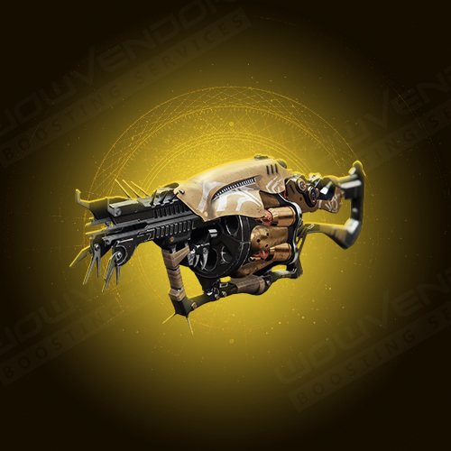 Anarchy Exotic power grenade launcher boost
