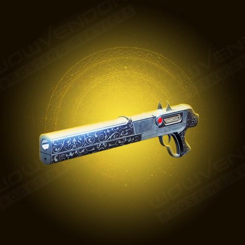 The Chaperone exotic kinetic shotgun boost