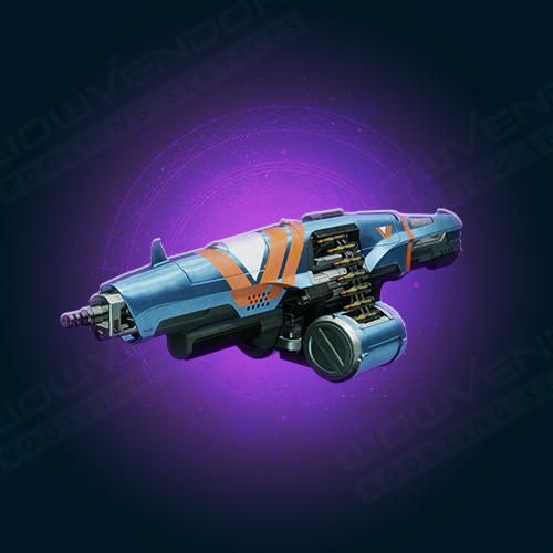 EDGEWISE legendary power machinegun boost