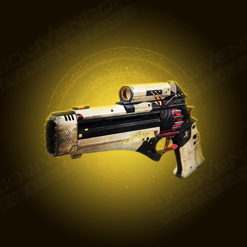 Eriana's Vow exotic energy hand cannon boost