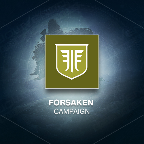 Forsaken Campaign boost