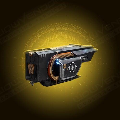 Jötunn Exotic Energy Fusion rifle boost