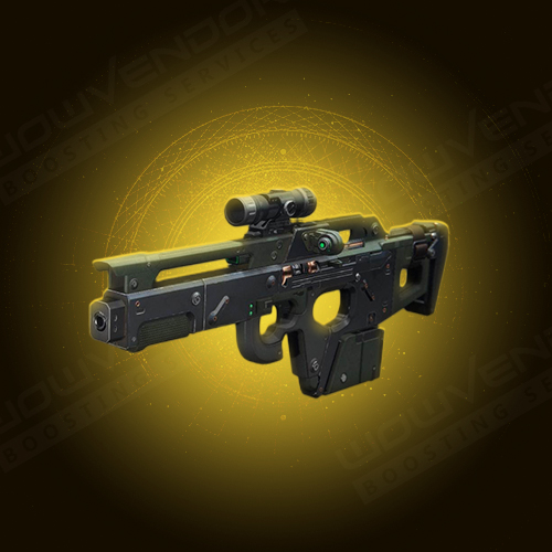 MIDA Multi-Tool exotic kinetic scout rifle boost