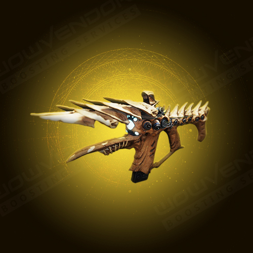 One Thousand Voices Exotic Power Fusion Rifle Boost