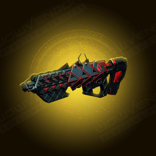 Outbreak Perfected exotic kinetic pulse rifle boost