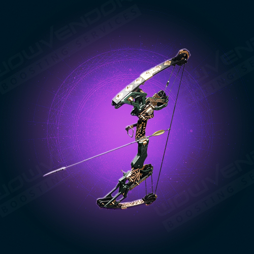 Point of the Stag legendary energy combat bow boost