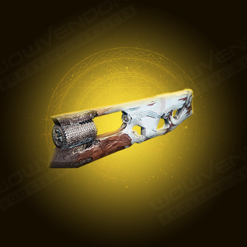 Ruinous Effigy exotic energy trace rifle boost