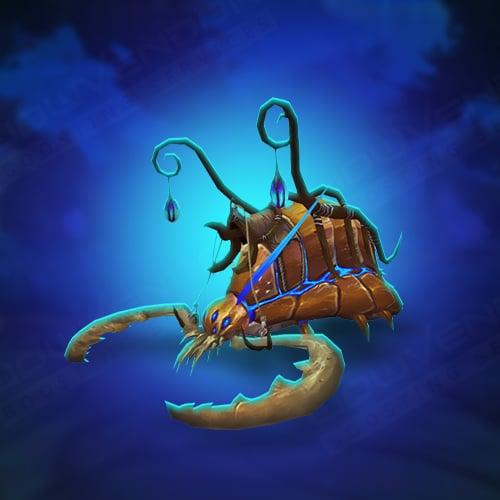 Shadowlands Spinemaw Gladechewer mount boost