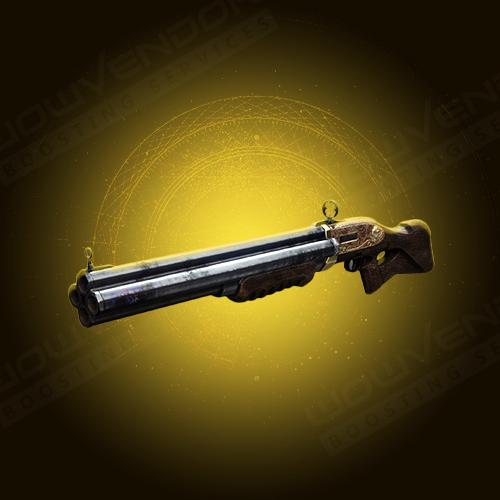 The Fourth Horseman Exotic Energy Shotgun boost