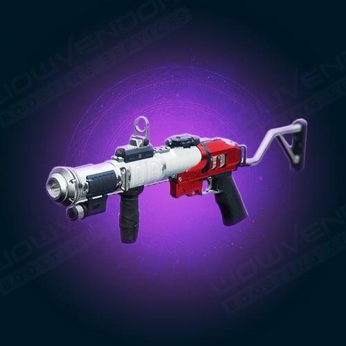 The Mountaintop legendary kinetic grenade launcher boost
