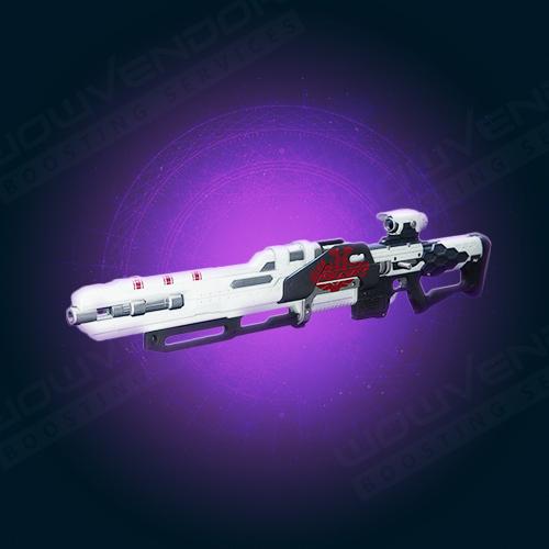 Revoker legendary kinetic sniper rifle boost