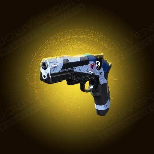 Traveler's Chosen exotic kinetic sidearm boost