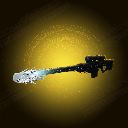 Whisper of the Worm exotic power sniper rifle boost