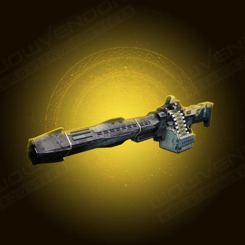 Xenophage exotic power machine gun boost