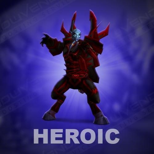 TBC Auchindoun heroic dungeons access boost