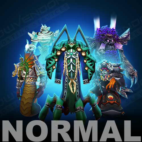 TBC Normal mode dungeons farm
