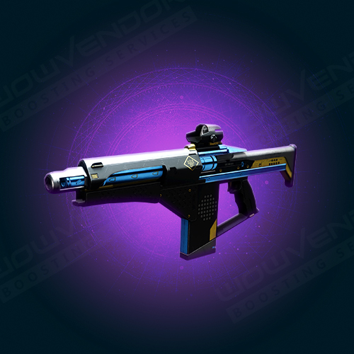 Null Composure Legendary energy fusion rifle boost