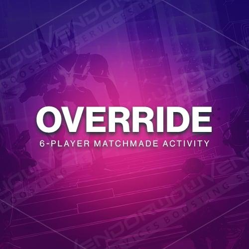 Override Activity Farm Boost