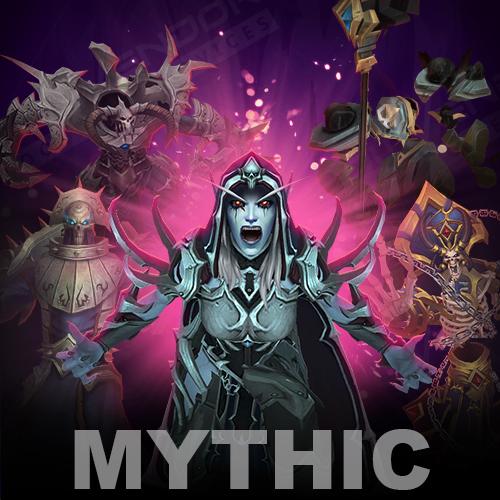 Sanctum of Domination mythic lootrun boost