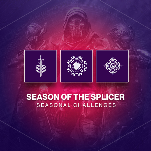 Season of the Splicer Seasonal Challenges Boost