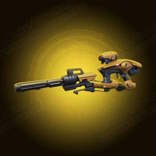 Vex Mythoclast Exotic Fusion Rifle Boost