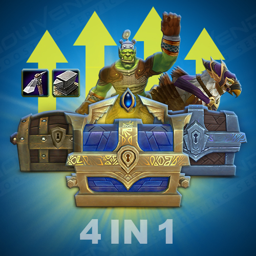 TBC VIP Leveling Package