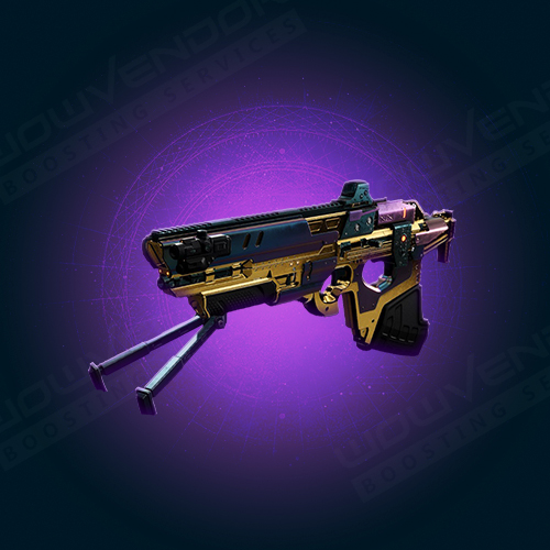 Vision of Confluence Legendary Scout Rifle Boost