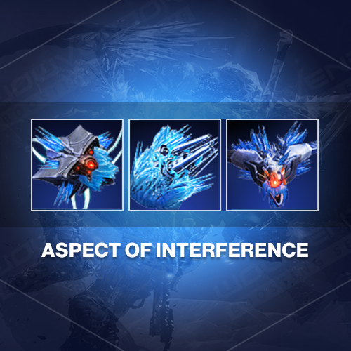 Aspect of Interference Quest Boost