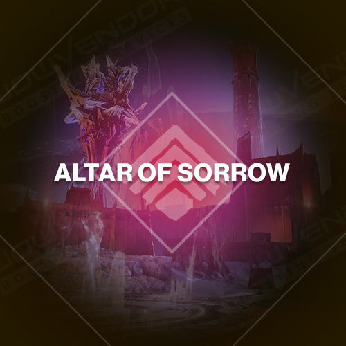Altar of Sorrow Boost