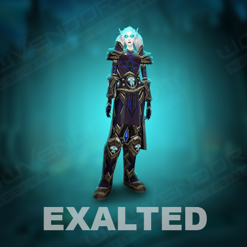 Shadowlands Deaths Advance Reputation boost