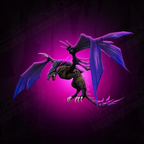 Shadowlands Dusklight Razorwing mount boost