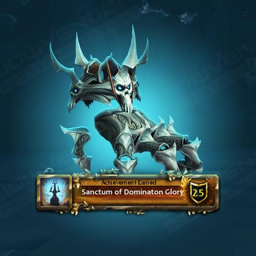 Glory of the Dominant Raider boost (Selfplayed)