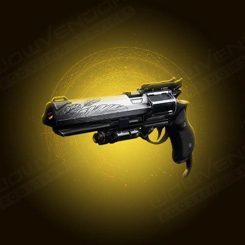 Hawkmoon Exotic Hand Cannon Boost