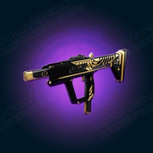 Shayra's Wrath Adept Legendary Submachine Gun Boost