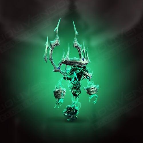 Shadowlands Soultwisted Deathwalker mount boost