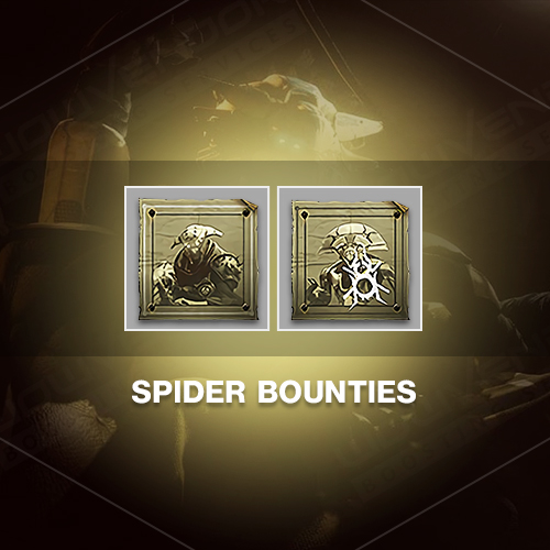 Spider Bounties Boost