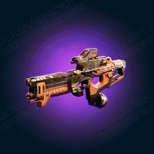 The Scholar Adept Legendary Kinetic Scout Rifle Boost