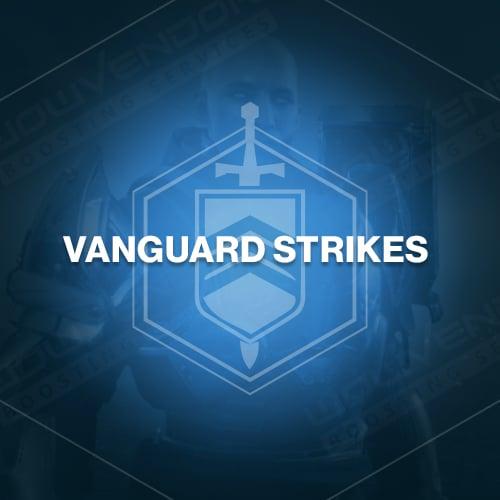 Vanguard Strikes Boost